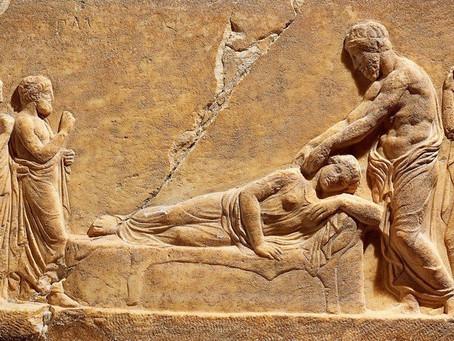 Conoce los Templos del Sueño y su Relación con la Verdadera Medicina