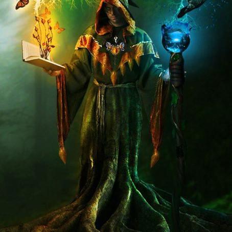 La Sabiduría de los Magos Druidas
