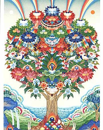 Accede a la Parábola del Árbol de los Deseos