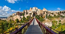 Puente de casas colgadas de Cuenca