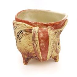 Yellow Bay Mug (Detail)