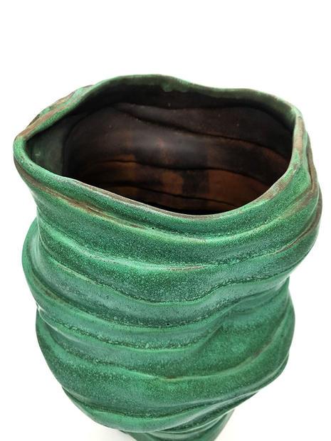 Tiered Vase Detail
