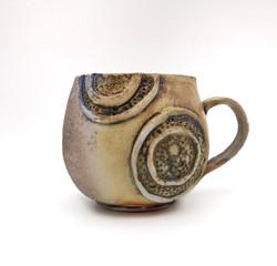 Cell Study Mug (Wood Fired)
