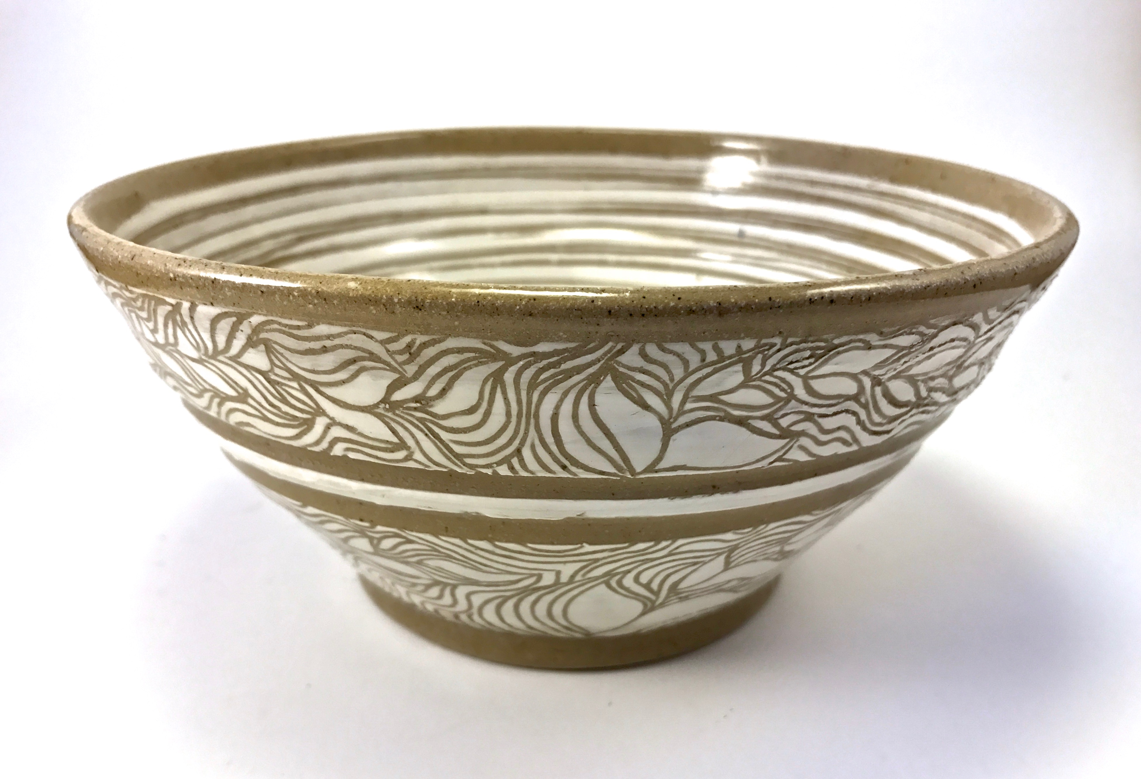 Two Tiered Bowl