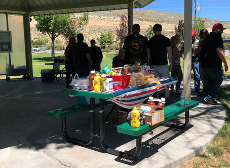 First Annual IGY6; BBQ