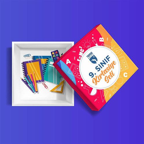 9. Sınıf Kırtasiye İhtiyaç Paketi(Sadece Görsel Sanatlar Seçimi İçin)