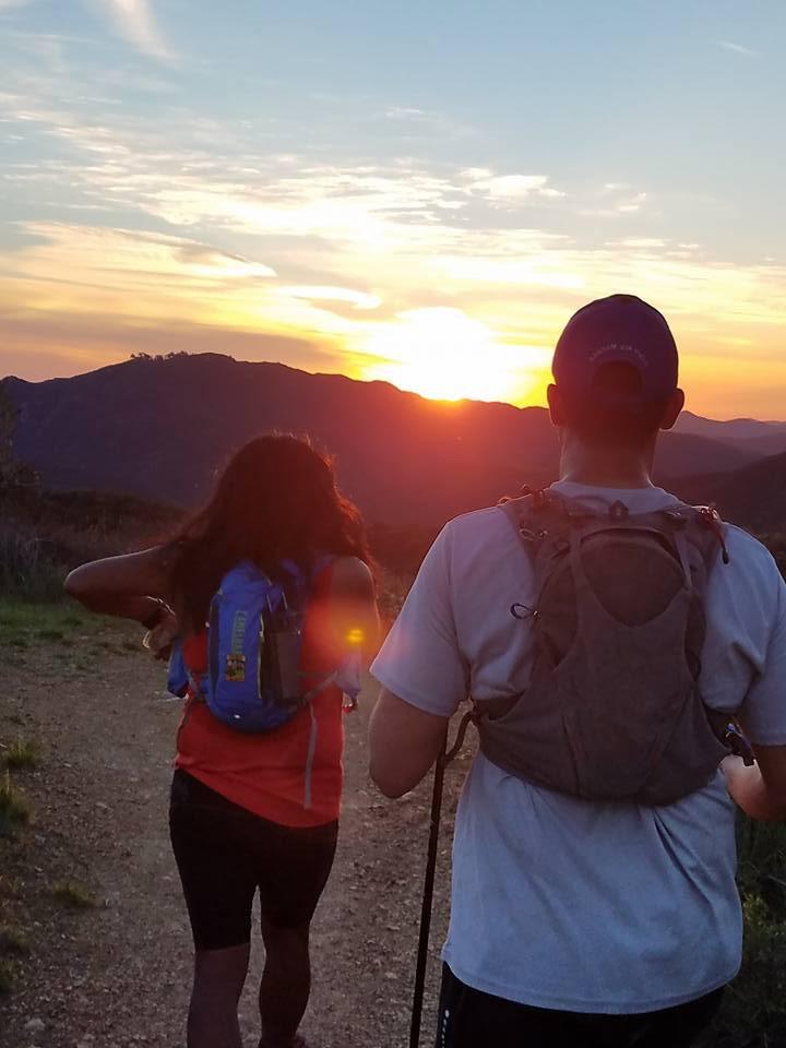 Sundown.  (Photo Credit Mauricio)