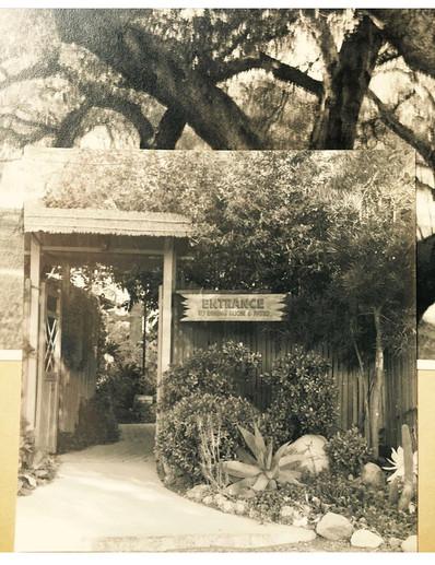 Ranch House entrance