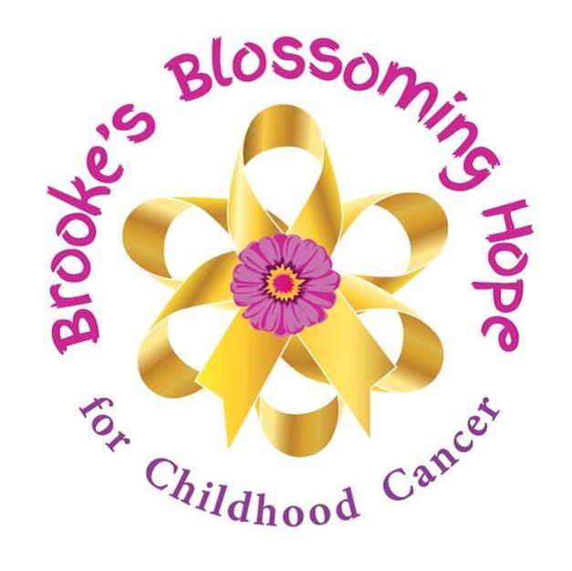 Brooke's Blossoming Hope for Childhood Cancer