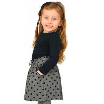 Falda-culotte Mellow
