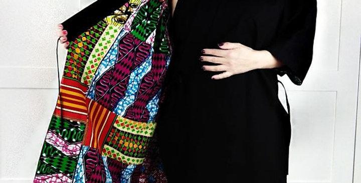 La Costurera Inquieta - Kimono Unisex Talla Grande- Del 38 al 60