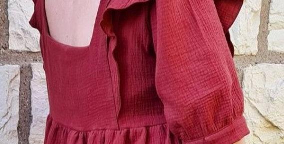 Ma Petite Fabrique - Vestido Fanny- Del 34 al 48