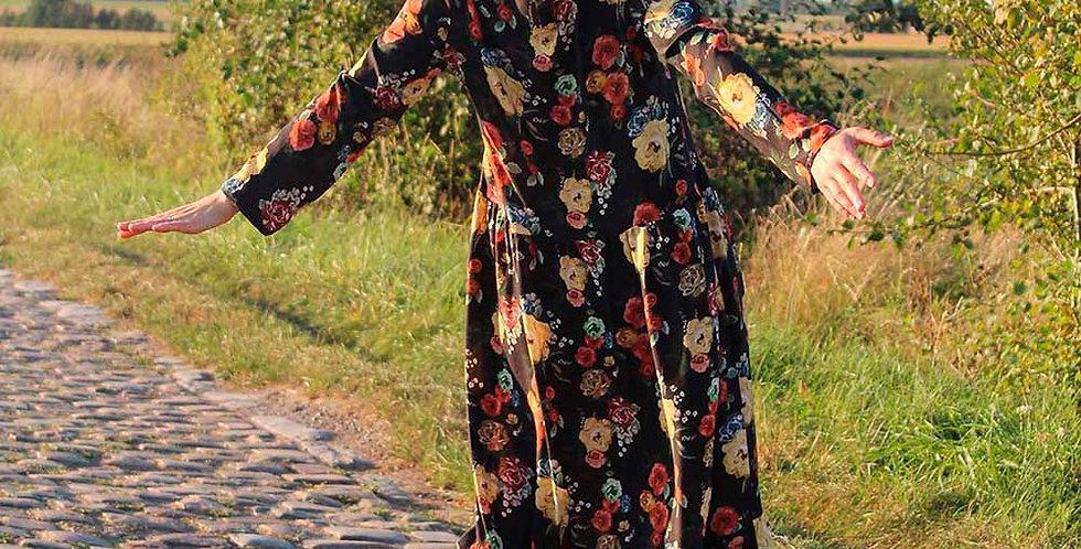 ELM Patterns - Vestido Audrey - del 34 al 46.