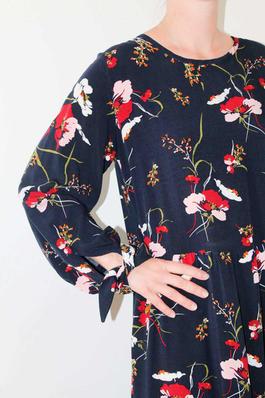 Vestido Audrey de ELM Patterns