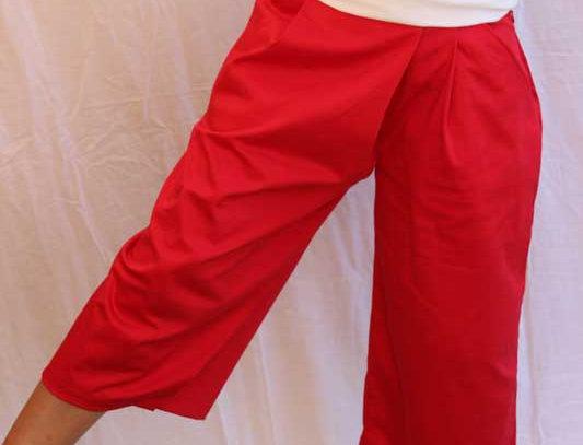 Aileon Laboratorio Textil- Pantalón Petra - del 36 al 48.