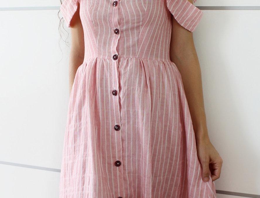 Abelis Fashion - Vestido maxi- De la 32 a la 48