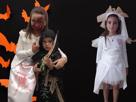 ¿De qué te vas a disfrazar este Halloween?