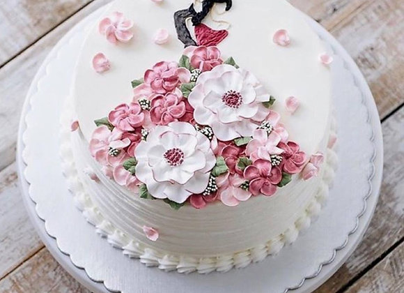 """Sweet Love"" Cake"