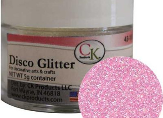 Baby Pink Disco Dust