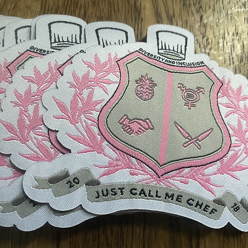Members Only - Crest Patch