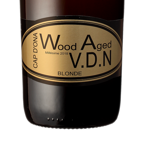 Wood Aged VDN Blonde 2018 6x75cl