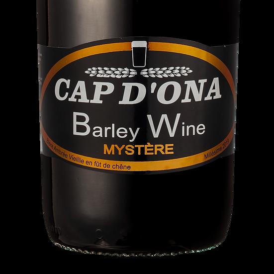 Barley Wine Mystère Ambrée 2019 6x75cl