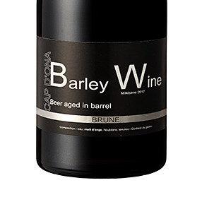 Barley Wine Brune 2017 6x75cl