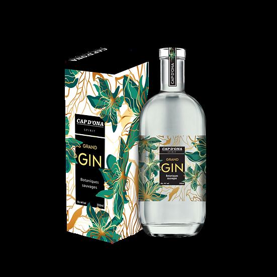 Gin aux Botaniques sauvages 35cl