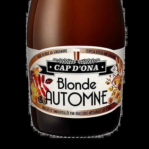 Blonde d'Automne BIO 12x33cl