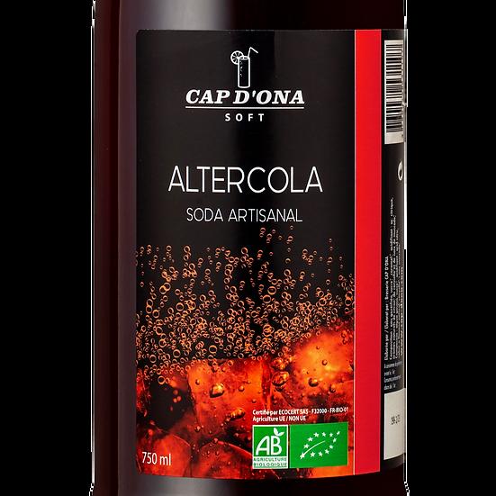CAP D'ONA soft Alter cola - 6x75cl