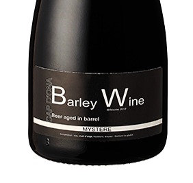 Barley Wine Mystère Ambrée 2017 12x33cl