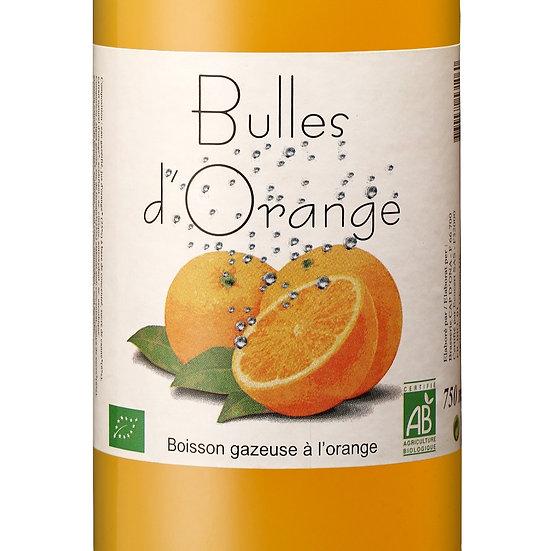 CAP D'ONA soft Bulles d'orange BIO - 6x75cl