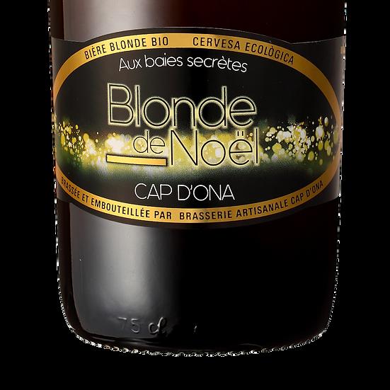 Blonde de Noel BIO 6x75cl