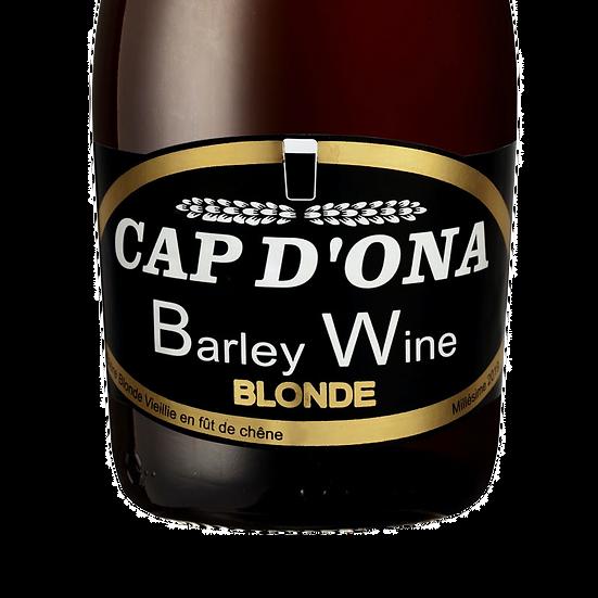 Barley Wine Blonde 2019 12x33cl