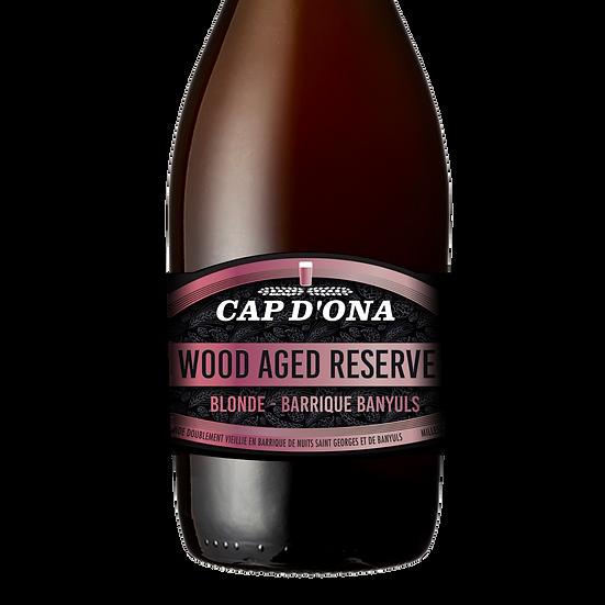 Wood Aged Blonde Grande Réserve Banyuls 2020