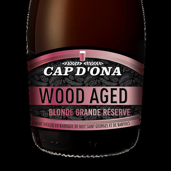 Wood Aged Blonde Grande Réserve Banyuls 2020 12x33cl