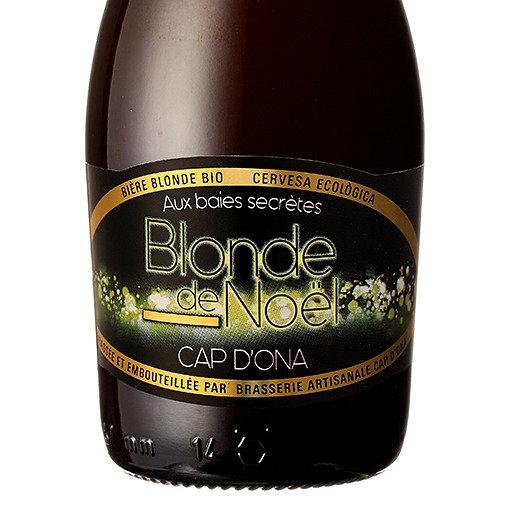 Blonde de Noel aux Baies secrètes BIO 12x33cl