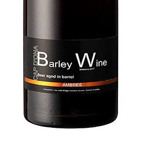 Barley Wine Ambrée 2017 6x75cl