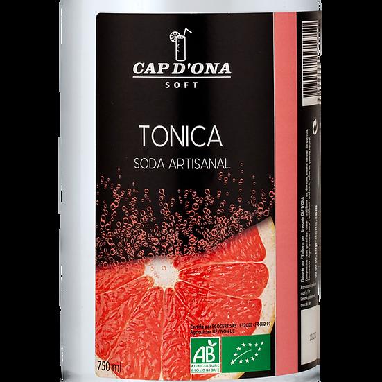 CAP D'ONA soft Tonica - 6x75cl