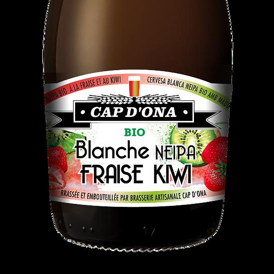 NEIPA Fraise Kiwi BIO 12x33cl