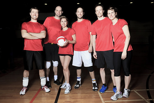 New Team | CoEd Volleyball