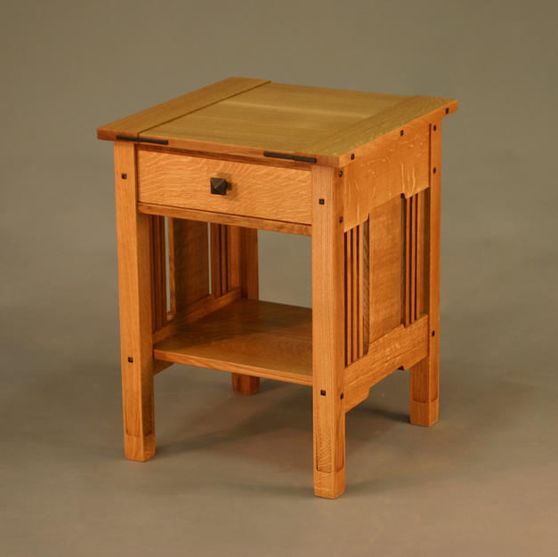 Craftsman Side Table