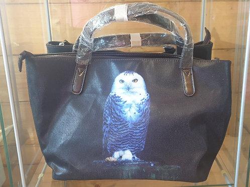 """Snowy Owl"" Handbag"