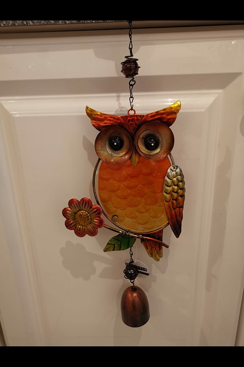 Owl Bell Chime