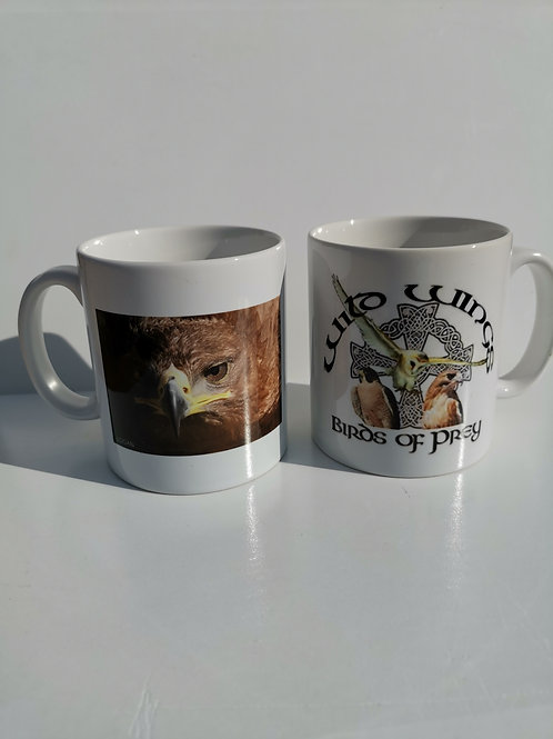 Logan - Wild Wings Mug