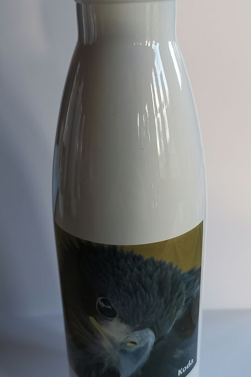 Koda White Thermal Bottle