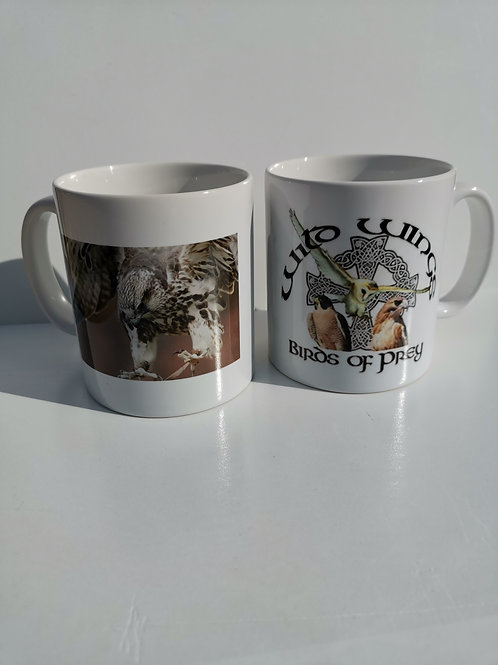 Miesha - Wild Wings Mug