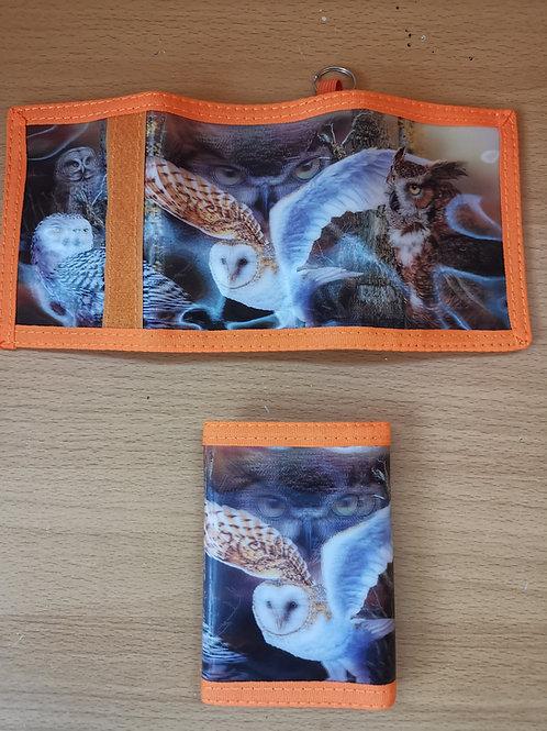 3D Owl wallet