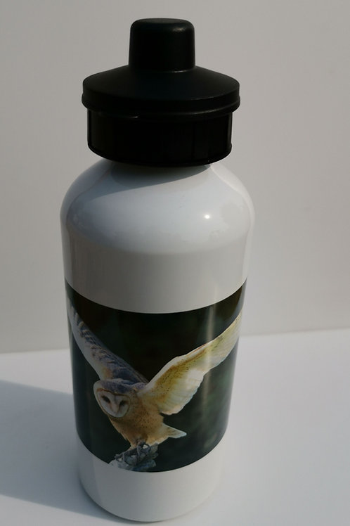 Ella White Water Bottle