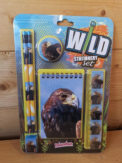 Eagle stationary set